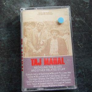 taj mahal recycling the blues cassette